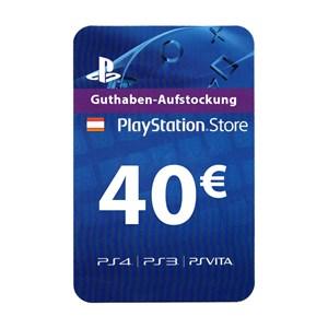 Playstation Network PSN AT 40€