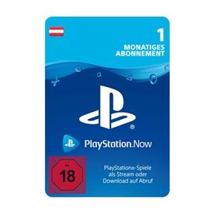 Playstation Now AT 1 Monat