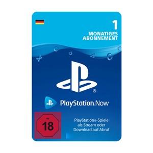 Playstation Now DE 1 Monat
