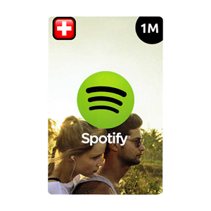 Spotify Premium CH 1 Monat