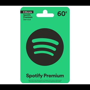Spotify DE 60€ 6 Monate