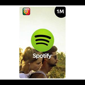 Spotify Premium PT 1 Mes