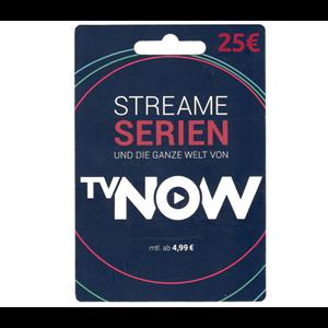 TVNow 25€