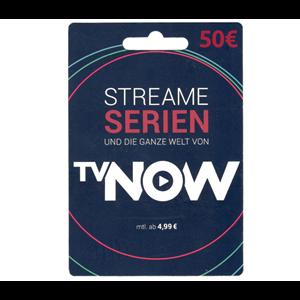 TVNow 50€