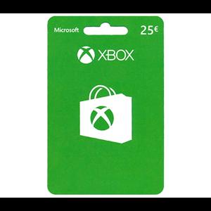 Xbox Live 25€