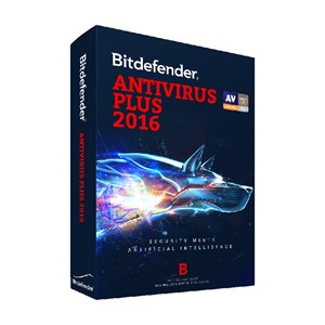 Bitdefender Anti-Virus Plus 2016