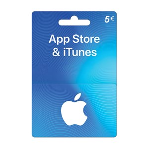 Apple iTunes Store 5€ Euro FR