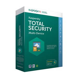 Kaspersky Total Security Multi Device 2019