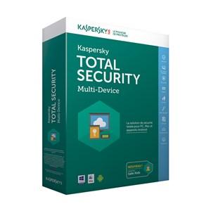 Kaspersky Total Security Multi Device 2019