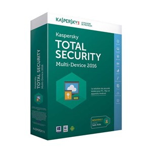 Kaspersky Total Security Multi Device 2016