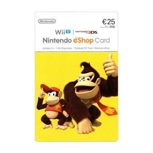 Nintendo eShop 25€