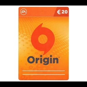 Origin EA 20€