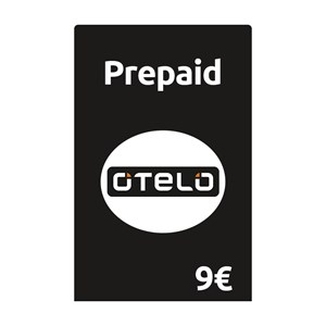 Otelo Prepaid 9€
