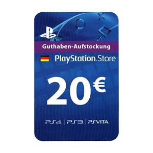 Playstation Network PSN DE 20€