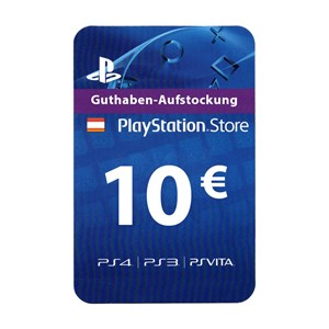 Playstation Network PSN AT 10€