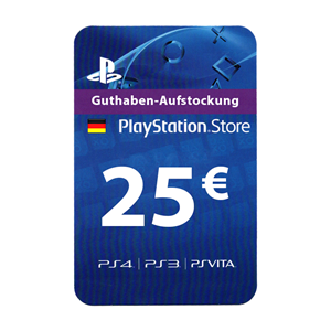 Playstation Network PSN DE 25€