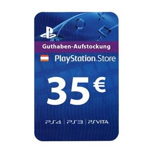 Playstation Network PSN AT 35€
