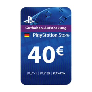 Playstation Network PSN DE 40€
