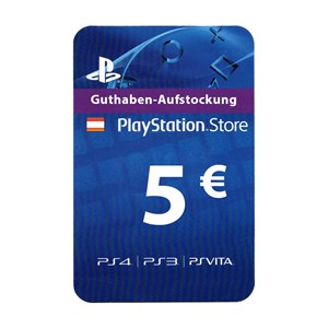 Playstation Network PSN AT 5€