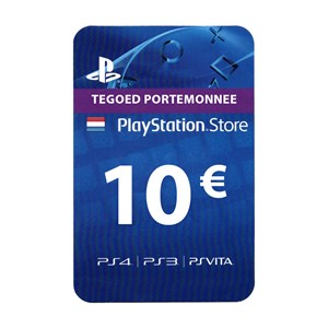 Playstation Network PSN NL 10€