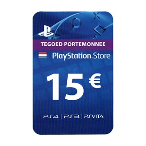 Playstation Network PSN NL 15€