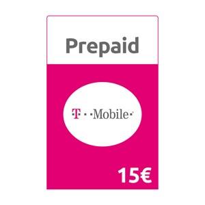 T-Mobile Prepaid 15€