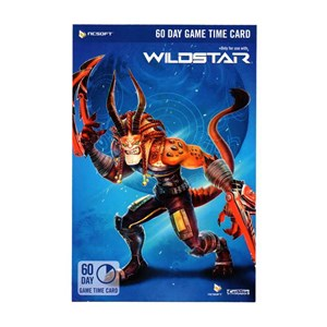 WildStar 60 Days Game Time Card