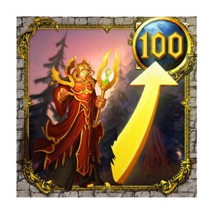 World of Warcraft WoW Powerleveling Level 100