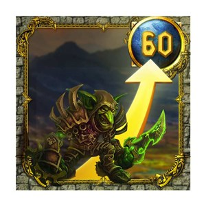 World of Warcraft WoW Powerleveling Level 60