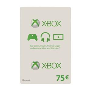 Xbox Live 75€