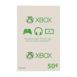 Xbox Live 50€