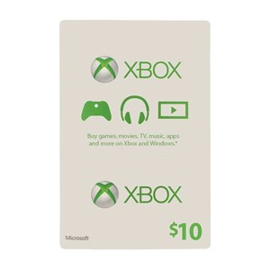 Xbox Live 10$ USD