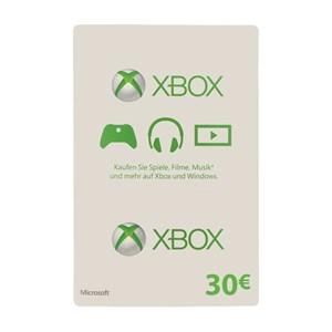Xbox Live 30€