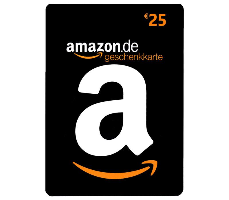 25 euro amazon karte