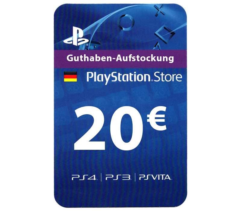 Psn Card 20 De Vgo Shop Com